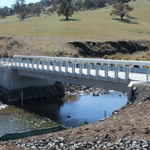 blayney shire council bridge replacement