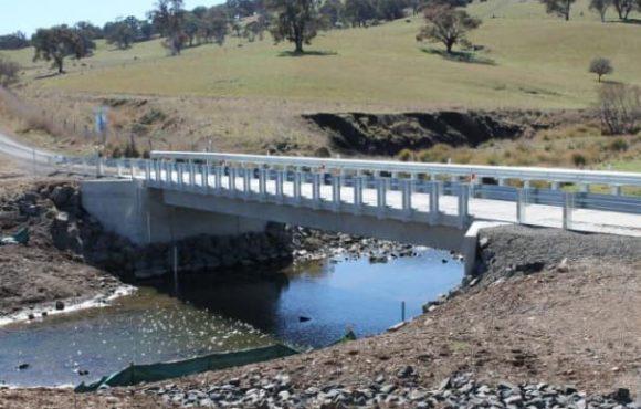 blayney shire council bridge replacement