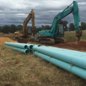 central tablelands water pipeline