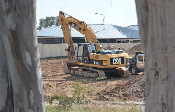 cpb excavations excavator