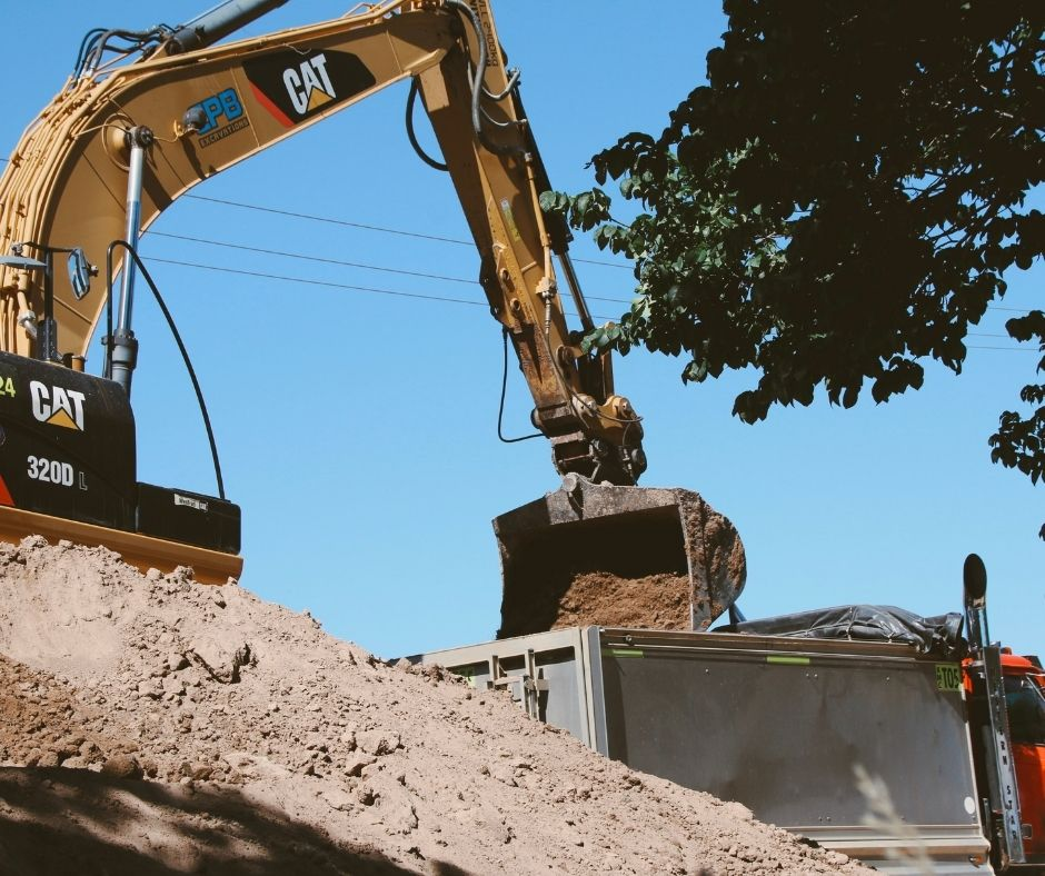 Dam & Drainage Construction